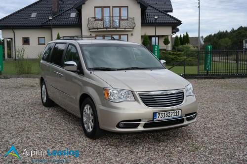 CHRYSLER Town&Country 3,6 TOURING L