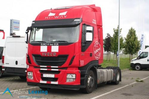 Iveco AS 440 S46 Stralis T/P Hi-Way Euro6 Automat