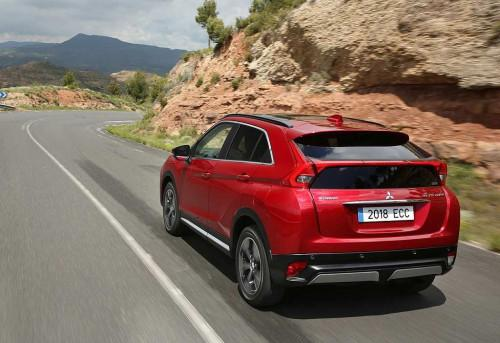 MITSUBISHI Eclipse Cross 1.5 T GPF Inbusiness CVT