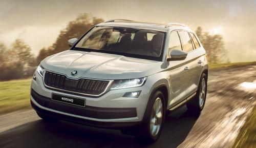 Skoda Kodiaq 2.0 TDI Business DSG