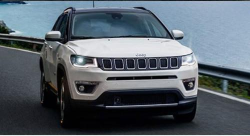 JEEP	COMPASS MY19 LIMITED 1.4 MULTIAIR 170KM 4x4 A9