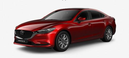 MAZDA  6 Sedan 18- 2.0 SkyMotion